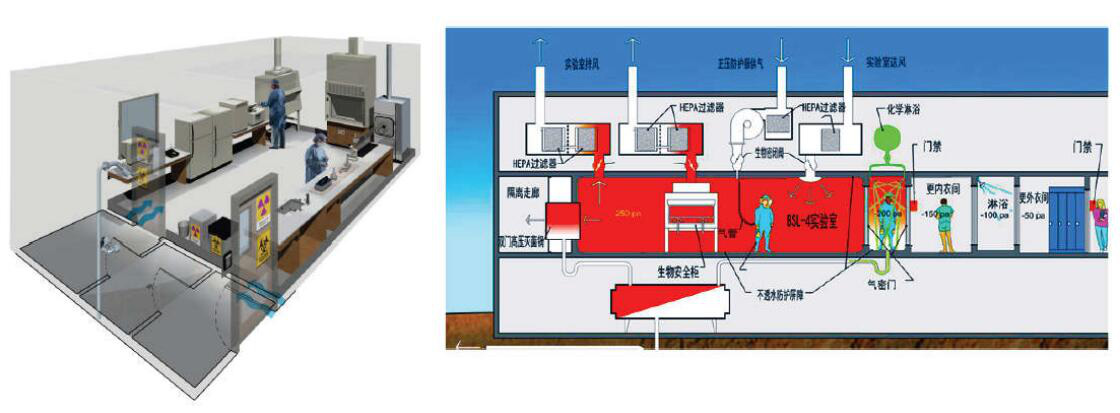 P3 Laboratory Construction and Design