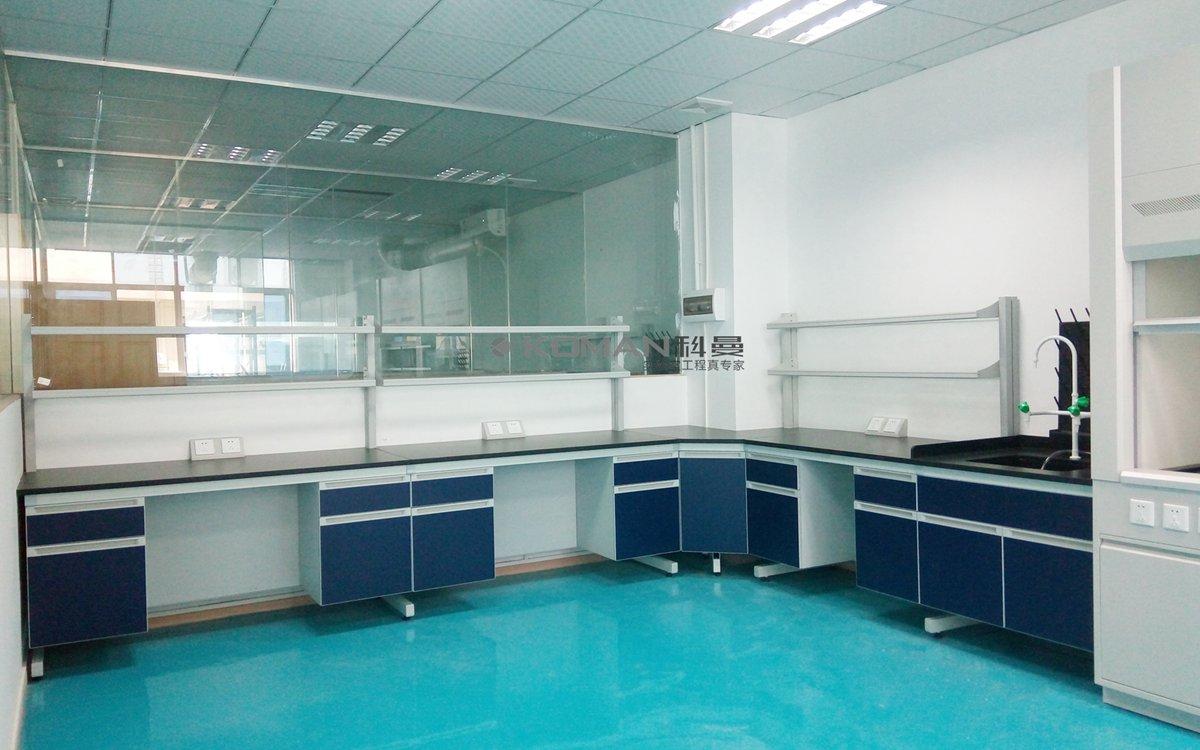 Shenzhen ZhuNuo Testing Laboratory Decoration