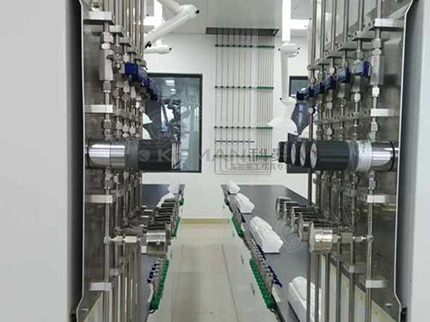 Laboratory Gas Supply System Requirements