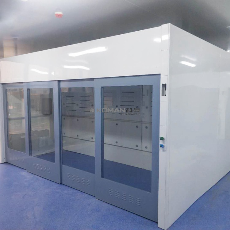 Lab Fume Hood with Ce Certificate