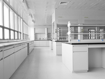 Resources Coatings Overall Decoration and Laboratory Construction Project