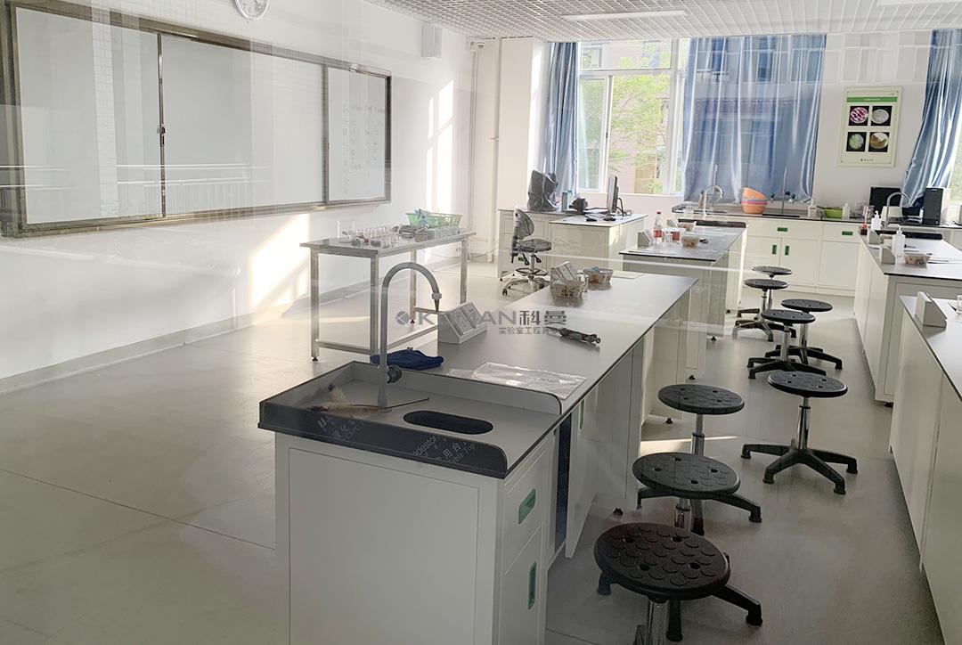 Laboratory Decoration Project