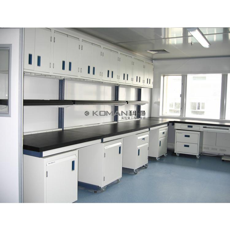Side lab bench workbench furniture