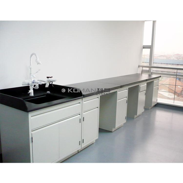 Laboratory Furniture Lab Bench Table with Sink