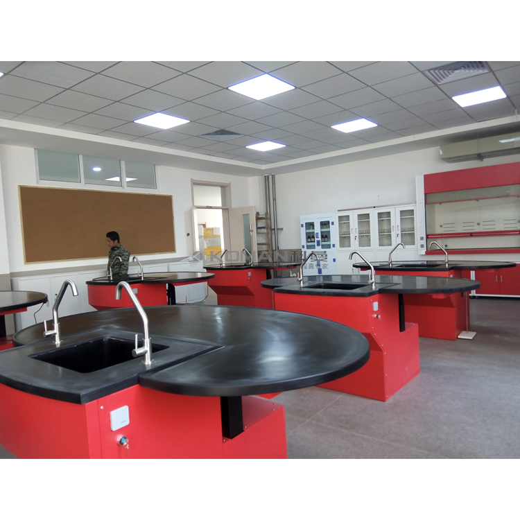 electronic laboratory workbench,lab bench table,school lab table